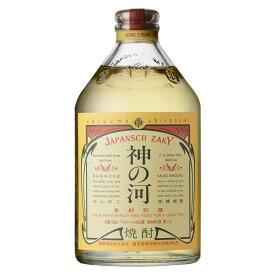 【送料無料】【ケース販売】薩摩酒造 神の河 麦 25度 720ml×6本【北海道・沖縄県・東北・四国・九州地方は必ず送料が掛かります。】
