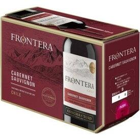 コンチャ・イ・トロ フロンテラ ワインフレッシュサーバー カベルネ・ソーヴィニヨン バッグインボックス 3000ml【ご注文は1ケース(4つ)まで同梱可能です】