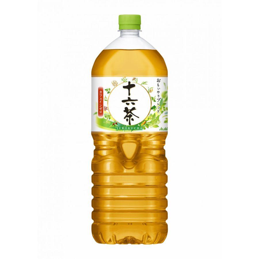 【あす楽】【送料無料】アサヒ 十六茶 2000ml 2L×12本/2ケース【北海道・沖縄県・東北・四国・九州地方は必ず送料が掛かります】