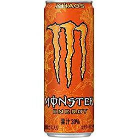 【送料無料】アサヒ モンスター カオス 缶 355ml×2ケース