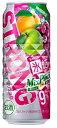 キリン 氷結ストロング ミックスパンチ 500ml×24本【ご注文は2ケースまで1個口配送可能】