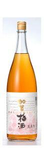 萬歳楽 加賀梅酒 1800ml(1.8L) 1本【ご注文は1ケース(6本)まで一個口配送可能】