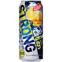 【期間限定ポイント3倍】キリン 氷結ストロング シチリア産レモン 500ml×24本 【ご注文は2ケースまで同梱可能です】