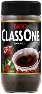 送料無料【ケース販売】UCC 上島珈琲 クラスワン インスタントコーヒー 220g×12個 瓶