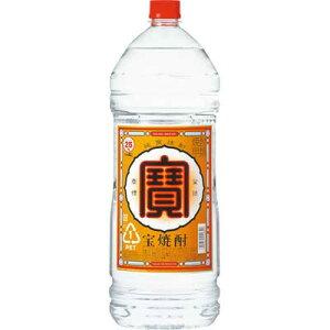 宝酒造宝焼酎25度<ペット>4L