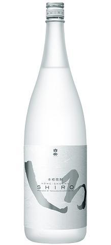 本格米焼酎 白岳 しろ 25度 1800ml 1.8L 1本【ご注文は1ケース(6本)まで同梱可能です】