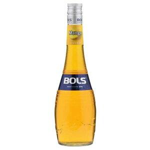 ボルス マンゴー 17度 700ml [並行輸入品]【リキュール 果実系 オランダ BOLS Mango】