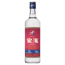 韓国焼酎 宝海 25度 700ml【韓国 焼酎 ホウカイ アサヒ 甲類】