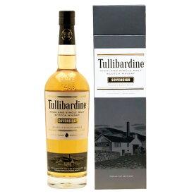 タリバーディン ソブリン 43度 700ml [並行輸入品]【イギリス スコットランド シングルモルト ハイランド スコッチ ウイスキー】