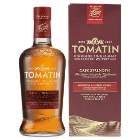 トマーティン カスク ストレングス 57.5度 700ml[並行輸入品] 【シングルモルト スコッチ ウイスキー ハイランド 洋酒】
