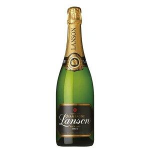 ランソン ブラックラベル ブリュット 750ml [並行輸入品]【フランス シャンパン シャンパーニュ 白 辛口 ギフト ワイン】