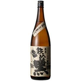 【芋焼酎】オガタマ酒造 鉄幹黒麹 25度 1800ml(1.8L)瓶