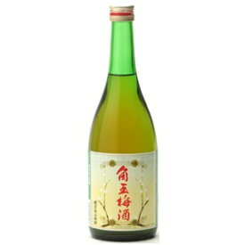 【梅酒】佐多宗二商店 角玉梅酒 12度 720ml 瓶