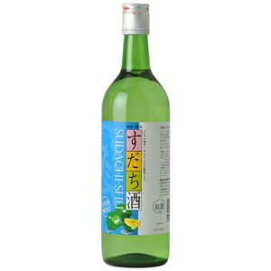 【リキュール】本家松浦酒造 鳴門鯛 すだち酒 8度 720ml瓶 1ケース(12本入り)