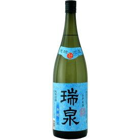 【泡盛】瑞泉酒造 瑞泉 青龍 30度 1800ml(1.8L)瓶 1ケース(6本入り)