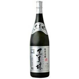 【泡盛】八重泉酒造 黒真珠 43度 1800ml瓶