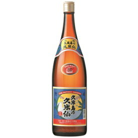 【泡盛】久米島の久米仙 30度 1800ml瓶