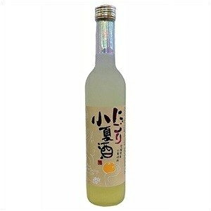 【リキュール】近藤酒造 華姫桜 にごり小夏酒 500ml瓶