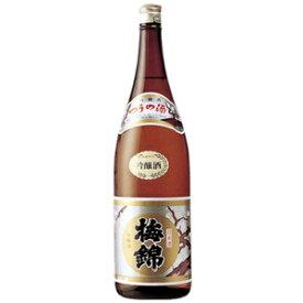 【清酒】梅錦 吟醸 つうの酒 1800ml瓶