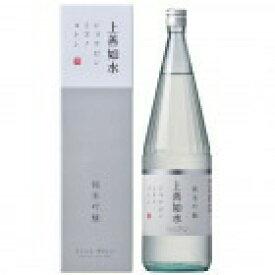 【清酒】リニューアル 新発売 2021年3月8日 上善如水 純米吟醸 1.8L 1800ml 瓶 白瀧酒造 じょうぜん