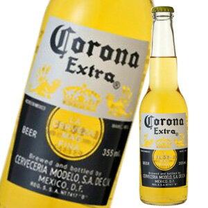 【12/14(金)朝10時START!エントリーでポイント5倍!】コロナ ビール エキストラ 4.6度 355ml瓶Corona Extra_あす楽平日正午迄_[リカーズベスト]_[全品ヤマト宅急便配送]