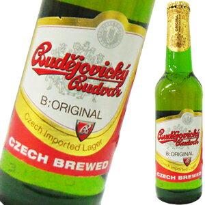 バドバー 5度 330ml(ブデヨビツキブドバー)【チェコの伝統ビール】_あす楽平日正午迄_[リカーズベスト]