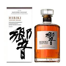 響 JAPANESE HARMONY 700ml [ ギフトカートン付 ] 43度 ジャパニーズ ハーモニー ウイスキー whiskey 日本 国産 御祝 御礼 贈り物 プレゼント