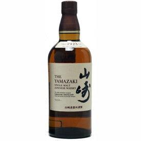 山崎 700ml 【ギフトカートン付】 43度 シングル モルト ジャパニーズ ウイスキー whiskey 国産 日本 サントリー Suntory ギフト プレゼント 贈り物 御祝 御礼