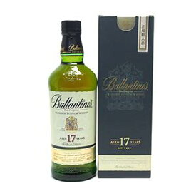 バランタイン 17年 Ballantine's 17 Years Old ブレンデッド スコッチ ウイスキー 40度