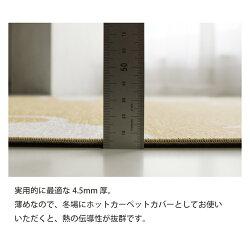 日本製洗えるデザインラグおしゃれなラグマットヴィンテージビンテージ北欧エスニック子供部屋オールシーズン国産日本製プリントラグ約100×140