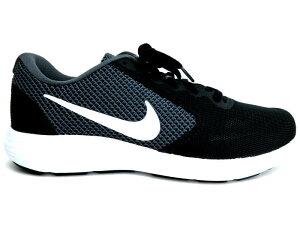NIKE レボリューション3 ナイキ メンズスニーカー ランニングシューズ靴 【ブラック/グレー】(001)【819300】24.5cm 25cm 25.5cm 26cm 26.5cm 27cm 27.5cm 28cm