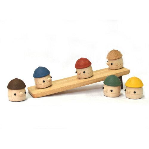 【木のおもちゃ】こまーむの知育玩具☆どんぐりころころママとベビーの 赤ちゃん おもちゃ ベビー向けおもちゃ 知育玩具 0歳 1歳 2歳 3歳 知育 男の子 女の子 リシュマム