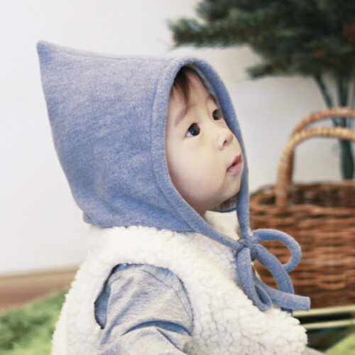 とんがり帽子【出産祝いギフト】ママとベビーの_赤ちゃん_帽子 ベビー_耳がかくれる_冬_男の子_女の子_ベビー用品 小物_帽子_ハット_内祝い_リシュマム