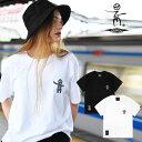【ONECC】 日本製 定番 Tシャツ ブランド 半袖 100% コットン 厚手 クルーネック ロゴ ブラック ホワイト カジュアル …