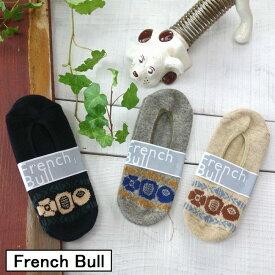 2点以上で10%OFFクーポン配布中→11/19(火)11:59まで ネコポスOK! French Bull フレンチブル メアリーカバー 靴下