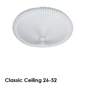 LE KLINT(レ・クリント)Classic Ceiling 26(クラシック・シーリング)52cm 北欧シーリングライト/デザイナーズ照明【送料無料】【RCP】