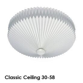 【予約商品】LE KLINT(レ・クリント)Classic Ceiling 30(クラシック・シーリング)58cm 北欧シーリングライト/デザイナーズ照明【送料無料】【RCP】
