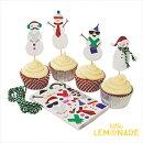 merimeri_クリスマス_カップケーキキット