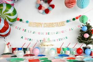 あす楽!【MeriMeri】bemerryマルチカラーペーパーカップ8個入り8色【ChristmasクリスマスXmasクリスマスパーティー紙コップ使い捨てカップテーブルウェアパーティーホームパーティー】bejollyリトルレモネード