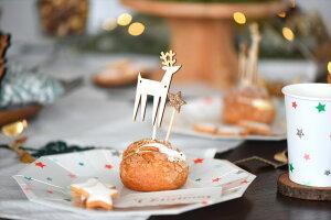あす楽!【MeriMeriメリメリ2017クリスマス】カラフル&ホログラムの星柄プリントペーパープレート8枚入り【STARChristmasクリスマスXmasクリスマスパーティー紙皿テーブルウェアパーティーホームパーティー】リトルレモネード