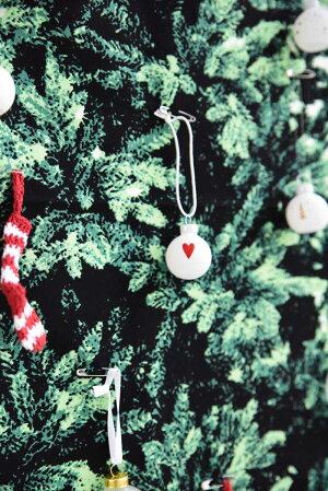 【Rader】レッドハートオーナメント【クリスマス飾りオーナメントハートパーティークリスマスデコレーションデコレーションドイツ産北欧メリークリスマスツリー】【Christmasxmas】Xmas2018あす楽リトルレモネード