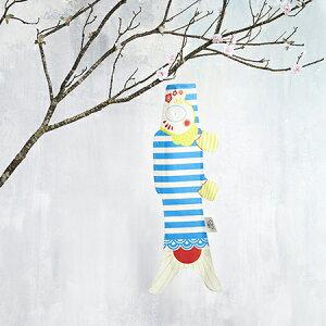 【編集中】あす楽!ネコポス送料無料【MadameMOマダムモー】こいのぼりSサイズ70cmKOINOBORIユーノイア限定色【アニマルギャラクシーピンクゴールドボーダー】