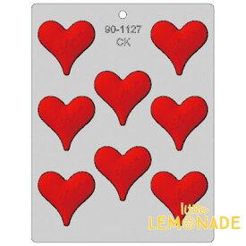 CK チョコレート型 ハート Love【チョコレートモールド 型抜き お菓子作り テンパリング バースデイ スイーツ 製菓 手作り バレンタイン 誕生日】 あす楽 リトルレモネード