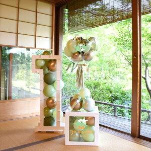【GingerRay】ナンバーバルーンスタンド0-9装飾飾り付けデコレーションNumber0-9BalloonKitあす楽リトルレモネード
