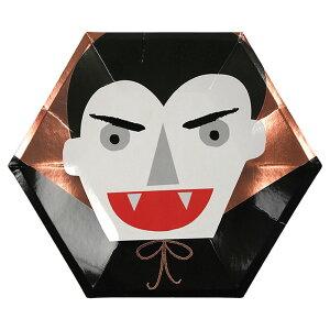 あす楽!【MeriMeriメリメリ2017】HALLOWEENペーパーファンセット6個セットハロウィンパーティークモの巣デコレーション装飾飾りつけ店舗ディスプレイオレンジブラックシルバーリトルレモネード