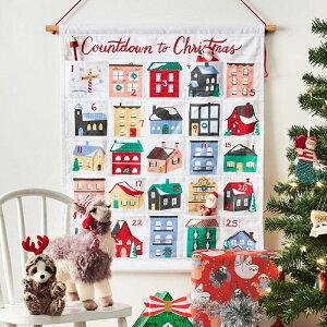 【PaperSource】動くサンタのアドベントカレンダー2018【動かす12月クリスマスギフトサンタさんおしゃれシンプルスタイリッシュペーパーソース】Xmas2018あす楽リトルレモネード