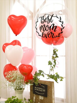 あす楽!【ハート型ゴム風船アソート】ハート型パーティーバルーン7枚パック赤・白・ピンクミックス【誕生日イベントデコレーション飾り付けに】バレンタイン装飾