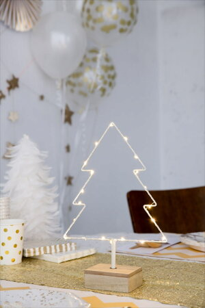 【amscanアムスキャン】テーブルランナースパンコールゴールド【クリスマステーブルデコレーション飾りパーティ—装飾お誕生日ウェディング結婚式ウェルカムスペース受付スター星stargold】あす楽リトルレモネード