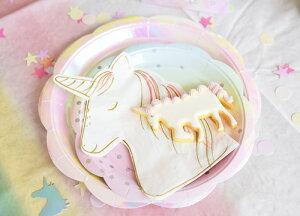 【MeriMeri】ユニコーンペーパーナプキン16枚入り【unicornホームパーティー誕生日お祝いペーパータオルNapkinナフキン紙ナプキンバースデイバースデー】あす楽リトルレモネード