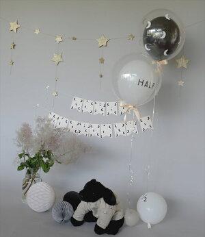 誕生日飾り【Numero74】フォーリングスターガーランドゴールドfallingstargarlandお星さまのガーランド飾り付け誕生日飾りプレゼント・パーティーのデコレーション・お部屋インテリアにあす楽リトルレモネード